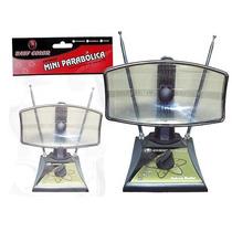 Antena Mini Parabólica Retangular Interna