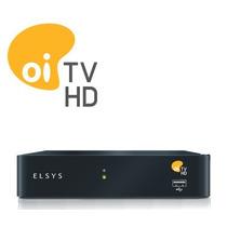 Receptor Oi Tv Hd Livre Elsys Etrs35 Mais Tv Ses6 Sem Antena