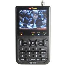 Localizador De Satelite Digital Satlink 6906