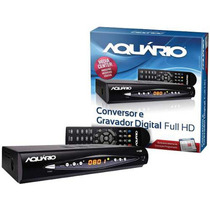Conversor E Gravador Digital Aquario Full Hd Dtv-8000