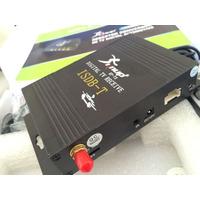 Receptor Antena Tv Digital Automotivo Conversor P/ Dvd Carro
