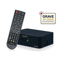 Conversor De Tv Digital Pvr Grave Seus Programas Favoritos