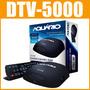 Mini Conversor Digital Aquário Dtv-5000 + Função Gravador