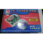 Placa De Captura Tv Tuner Pro Enl Tv-fm-2