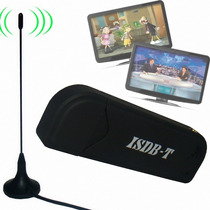 Receptor De Tv Digital Usb P/ Pc Notebook E Controle Remoto