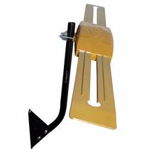 Antena Capte Ouro Sinal Digital Hdtv E Mastro 50cm De 45º