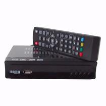 Kit Com 5pcs Conversor De Tv Digital Gravador Full Hd