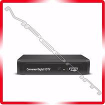 Conversor Tv Digital Com Função Gravador H D T V -- H D M I