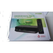 Conversor Digital Infokit Itv100 C/ Visor (hdmi / Usb)