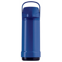 Garrafa Térmica Invicta Glt Pressão 1 Litro Azul