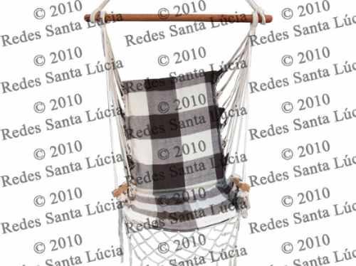 Rede Cadeira - Algodão - 100% Artesanal - Promoção 49,99