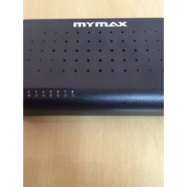 Switch - Hub 8portas Rede 10/100mbps Mymax!!!