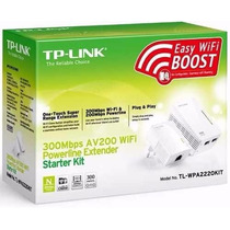 Repetidor Powerline Av200 Eletrica Wifi Tp-link Tl - Wpa2220