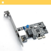Placa De Rede Pci Express Gigabit 10/100/1000 Low Profile