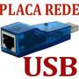 Adaptador Usb Lan Rede Externa Rj45 Ethernet 10/100