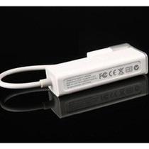 Adaptador De Ethernet Usb Apple Para Rj 45 - Primeira Linha.