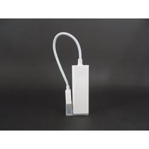 Adaptador De Ethernet Usb Para Rede Rj45 Toda Linha Apple !