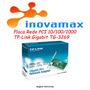 Placa Rede Pci 10/100/1000 Tp-link Gigabit Tg-3269