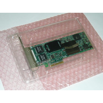 Placa Rede Quad Port Dell Pci-e 4 Portas Intel Pro 1000 Vt E