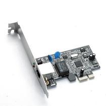 Placa Rede Gigabit Pci-express X1 Fpr-02 100/1000 Nf
