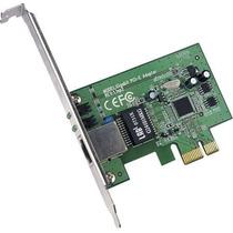 Placa De Rede Pci Express Gigabit Tp-link + Nota Fiscal