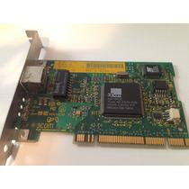 Placa De Rede 3com 10/100 Pci 3c905c-tx-m - Nova C/ Garantia