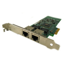 Placa De Rede Dell Dual Port Pci-e X4 X8 X16 Pro1000 0g174p