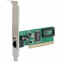 Placa De Rede Realtek 10/100 Mbps Pci Ethernet Lan Rj45