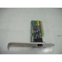 Placa De Rede D-link Pci Dfe-520tx 10/100mbps