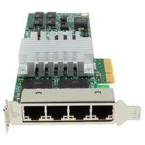 Placa De Rede Intel Pro/1000 Pt 4 Portas - Expi9404ptlblk