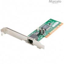 Placa De Rede D-link Dfe-520tx Ethernet Pci 12x Sem Juros