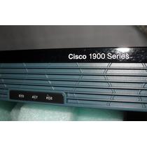Cisco 1905 / K9 Na Caixa - 2giga Eth + Hwic + Cabos