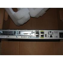 Router Cisco 1905/k9 V04 Completo C/ Todos Os Itens De Série