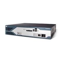 Roteador Cisco 2821 Super Ofera C/ Garantia E Nota Fiscal