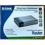 Modem/roteador 4portas D Link Di-604 Broadband Router