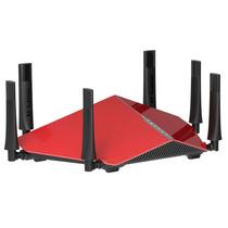 Roteador D-link Wi-fi Ultra Dir-890l Ac3200 - Vermelho