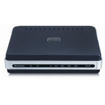 Roteador C/ Fio D-link Dir-100 4 Portas 10/100 Mbps Sem Wifi