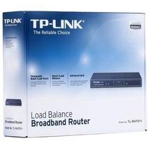 Router Load Balance Até 4 Links Tp-link Tl-470t 4wan 1lan Nf