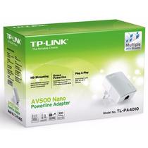 Adaptador Powerline Extender 500mbps Tl-pa4010 Tp-link