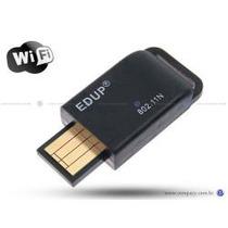Adaptador Usb 2.0 Wireless Wifi Mini 802.11n/g/b - Edup