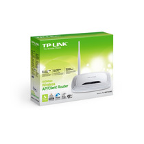 Roteador Wireless Acess Point Cliente Tp-link Tl-wr743nd
