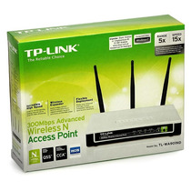 Repetidor Access Point Cliente Tp-link Tl-wa 901nd 300mbps