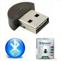 Adaptador Bluetooth Mini Dongle Notebook Pc Usb