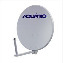 Antena Refletor Parabólico Off Set Aço 60cm Osn-60 Aquário