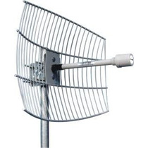 Antena Proeletronic Pqai-5828 5,8ghz 28 Dbi Conector N Fêmea