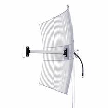 Antena De Internet Grade Aquario 2,4ghz 25dbi Mm2425 Rgc 213