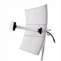 Antena Grade 2.4ghz 25dbi Conector N Femea
