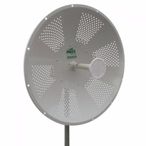 Antena Oiw Maxxgain Mg-5g34 Dish Mimo 2x2 5ghz 34dbi Disco