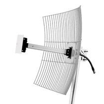 Antena Parábola De Grade 2.4 Ghz 20 Dbi Aquário