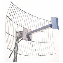 Duas Antenas Via Radio Completas Com 10m De Cabo Cada